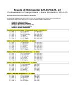 Scarica PDF - Scuola di Osteopatia CROMON