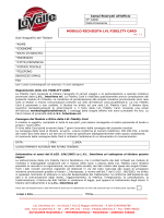 Modulo LVL Fidelity Card