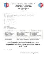 Laurea 15 MAT - Università degli Studi di Perugia