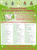 Manifesto Lotteria di Natale