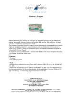 Menicon - Progent