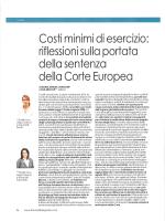 * Studio Lca - Lega Colucci e Associati, Socio ** Studio Lca -