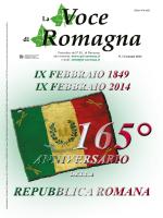 Gennaio - Partito Repubblicano Italiano