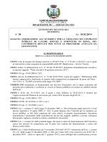 DET 14-38 LIQUIDAZIONE MAV AVCP
