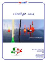 catalogo completo - marlin floats produzione galleggianti per la pesca