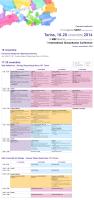 Torino, 16-20 novembre 2014 - European Burns Association (EBA)