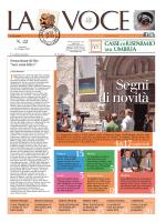 La Voce n.22 del 13 Giugno 2014