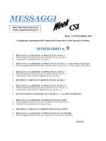 MessaggiWeek9