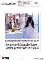 Borghese e Masterchef junior