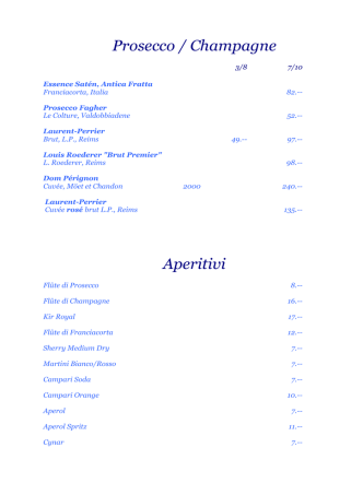 Carta Vini (PDF)