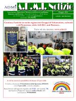 14 pagine di informazioni A.D.M.I. and Partners (fine luglio 2014)