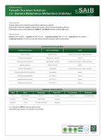 Pannello Truciolare Nobilitato con Barriera Melaminica (Melaminica