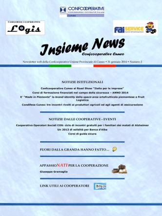 2014. Insieme News numero 02