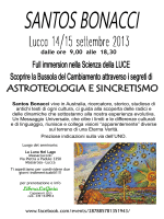 ASTROTEOLOGIA E SINCRETISMO