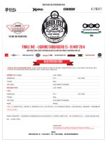 finale imc - lignano sabbiadoro 15 - 18 maY 2014