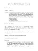 185-7721/2014 - Provincia di Torino
