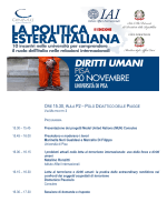 4 Programma CIPEI Pisa_2 - Istituto Affari Internazionali