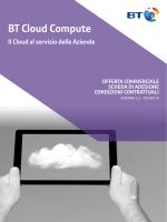 BT cloud compute- VerSione 3.0 - giUgno 14
