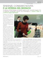 Mondo bio - Agricoltura e pesca