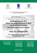 Antidotes in Depth 2014 Clinical Toxicology, Substances of Abuse