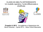 CLASSI AD ABILITà DIFFERENZIATE