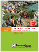2/2014 I TREK DEL WEEKEND