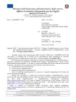 Ufficio Scolastico Regionale per la Puglia