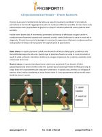 Spostamenti nel tennis