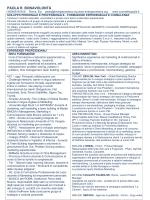 CV completo - Scuola Counseling Roma