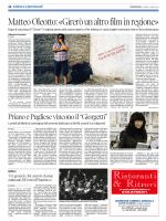 7 marzo 2014 - Premio Internazionale Marisa Giorgetti