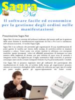 Presentazione Sagra Net