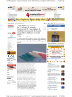 17.10.2014 MONTECARLO NEWS A Montecarlo 1542 allievi