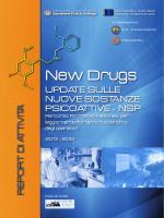 New Drugs - Dipartimento Politiche Antidroga