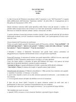 Intervento MSC – don Benedetto Minchella