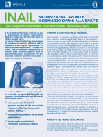 INAIL: indennizzo danni alla salute []