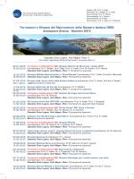 Formazioni e Simposi del Neurocentro della Svizzera Italiana (NSI)