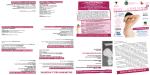 Vedi programma - Associazione Nazionale Donne Operate al Seno