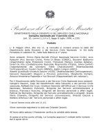 verbale 8 maggio 2014 - Servizio Civile Nazionale