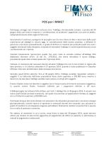 POS per i MMG? - FIMMG Firenze