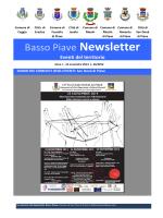 Basso Piave Newsletter - Comune di Musile di Piave