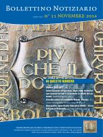 Novembre 2014 - Ordine dei Medici di Bologna