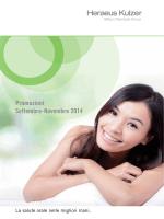 Promozioni Settembre-Novembre 2014