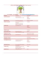 TEAM Scuola Secondaria di Primo Grado Pietro Canonicav2014-2015
