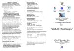 programma - metafonia liguria home page