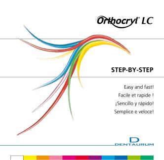 989-500-70_Orthocryl LC_Step-by-Step