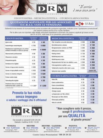 clinica dott. Marcon - OCRAL ULSS 12 Veneziana