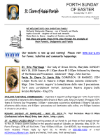 Download File - St. Clare of Assisi