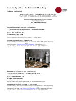 TAT/ORT - (UN)HEIMLICHE SPUREN DER MAFIA