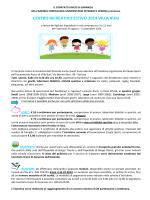 Volantino_ BOSCO BURI 2014 - Azienda Ospedaliera Universitaria