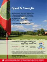 quote promozionali - Golf Club Monticello